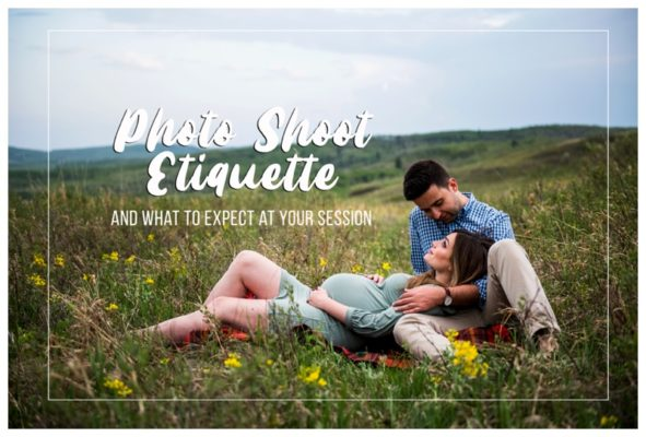 Photo Shoot Etiquette – Calgary Engagement Photographer