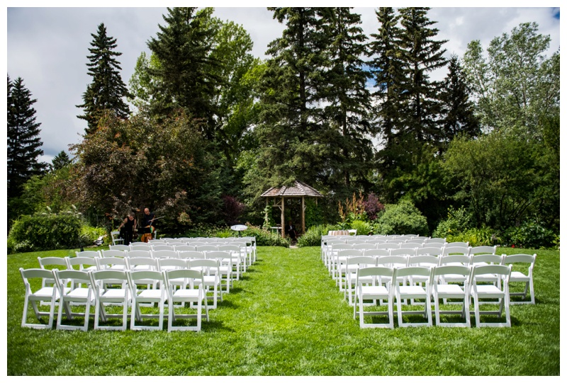 Reader Rock Garden Wedding Calgary Alberta