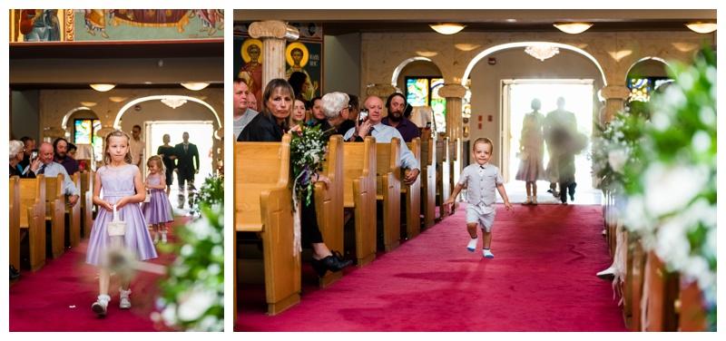 Saint Demetrios Greek Orthodox Chuch Calgary Wedding Photos