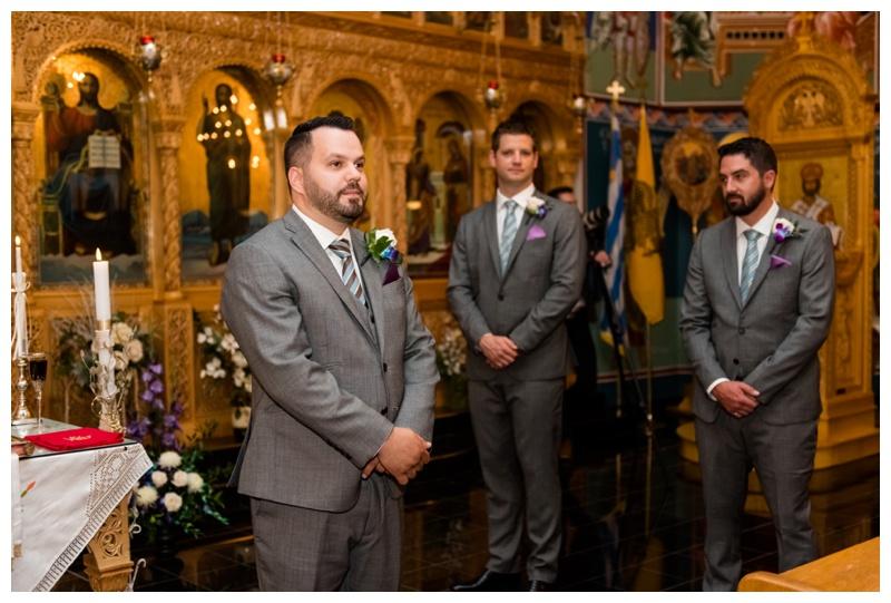 Saint Demetrios Greek Orthodox Chuch Wedding Photos Calgary