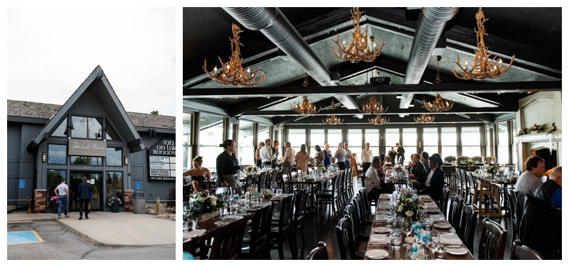 The Lake House - Calgary Alberta Wedding Venues