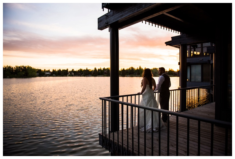 The Lake House Weddings Calgary