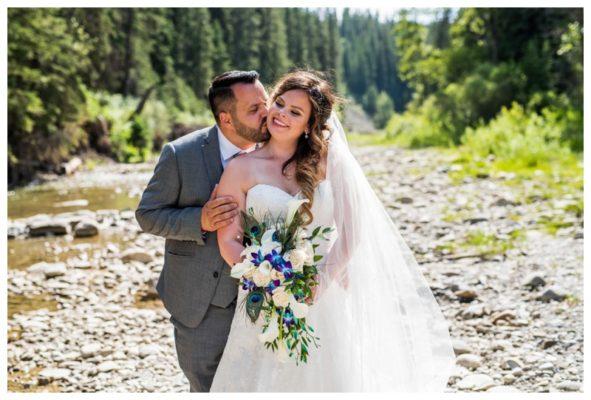 Calgary Lake House Wedding | Peter & Riley | Calgary Wedding Photographer