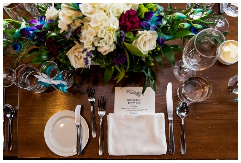 Wedding Reception Photography - The Lake House Calgary