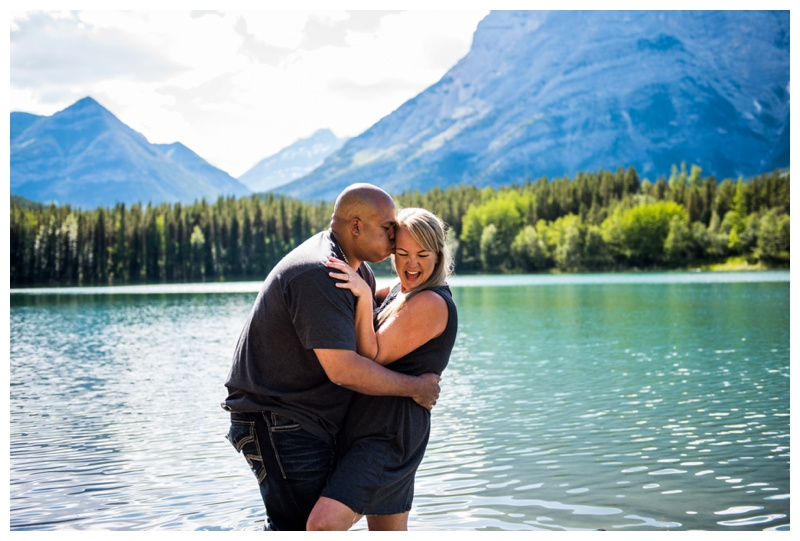 Wedge Pond Engagement Photos