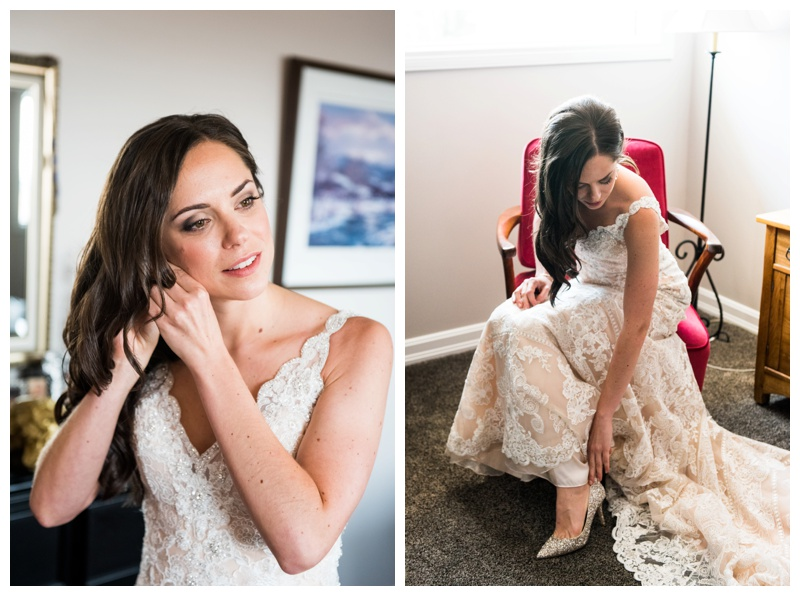Bridal Portraits- Bridal Prep Wedding Photos Calgary