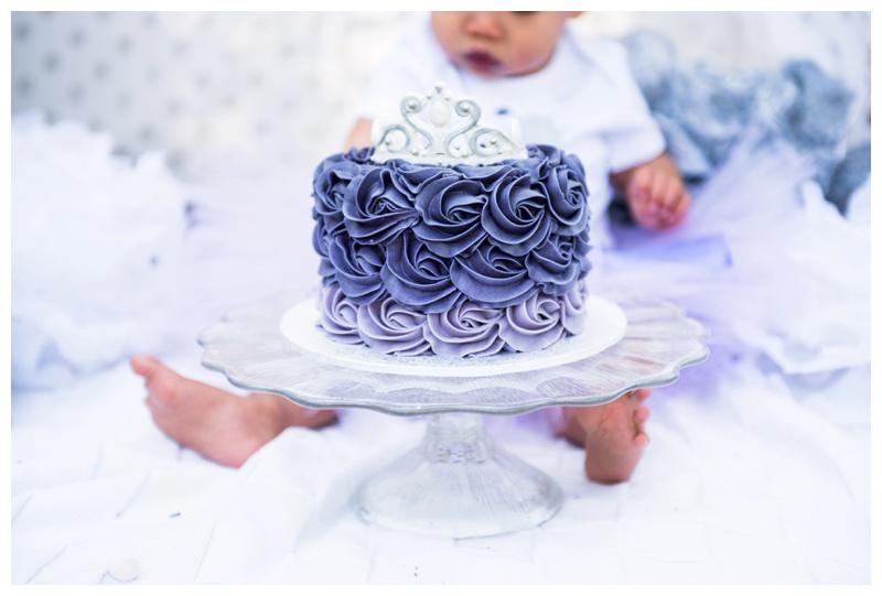 Calgary First Birthday Cake Smash Calgary Wedding Photographers