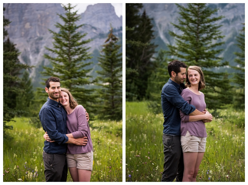 Canmore Anniversary Photos