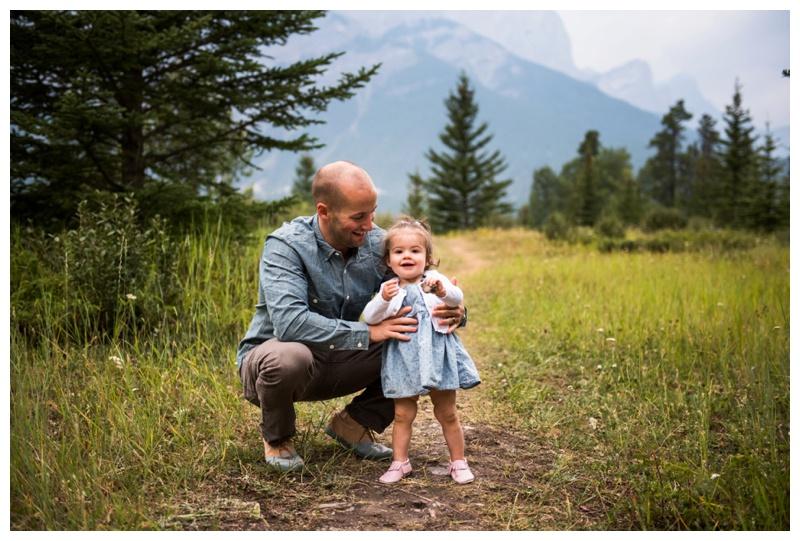 Canmore Mountain family Photos