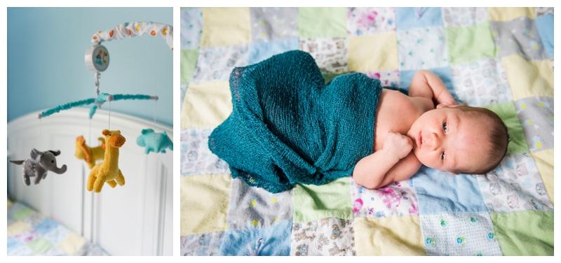 Lifestyle In Home Newborn Photos Calgary Alberta