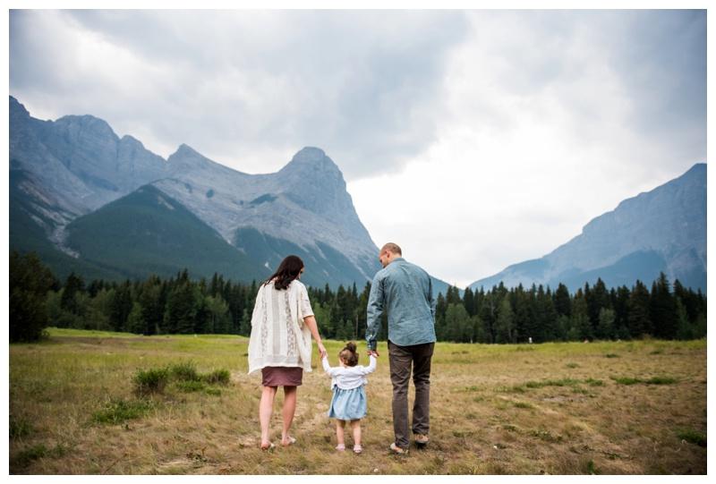 Quarry lake Family Photos Canmore