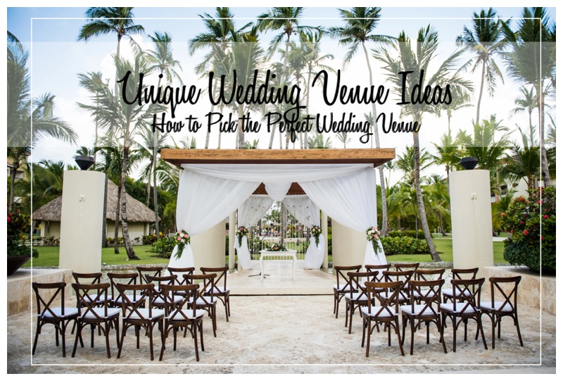 Unique Wedding Venue Ideas
