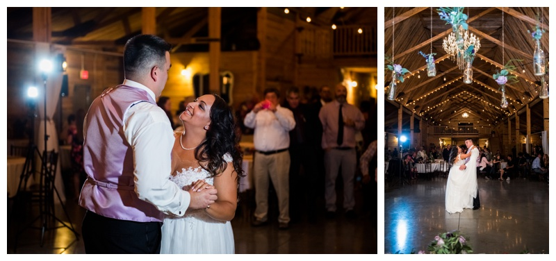 1st Dance Wedding Photography - Willow Lane Barn