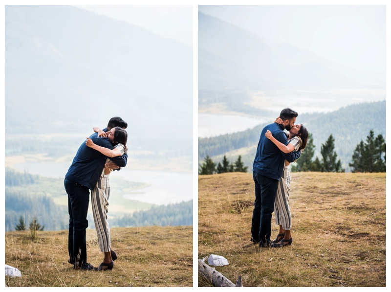 Banff Proposal Photos
