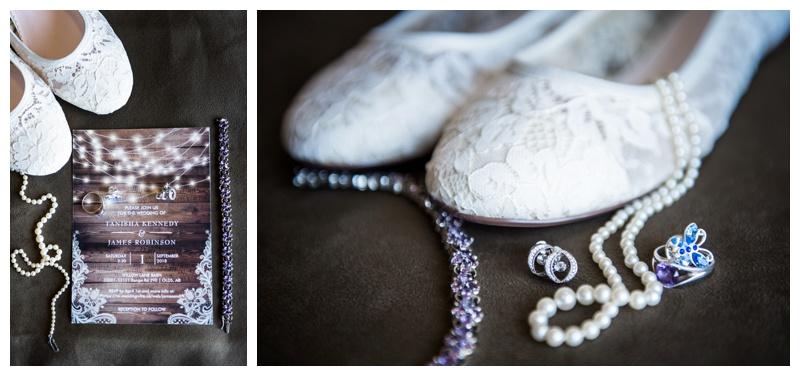Bridal Prep Wedding Photography - Willow Lane Barn Wedding