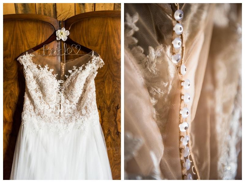 Bridal Prep - Willow Lane Barn Wedding Olds
