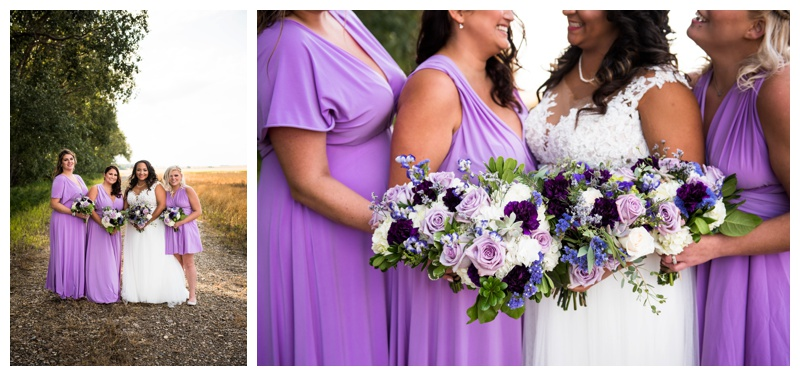 Bridesmaid Photography - Willow Lane Barn