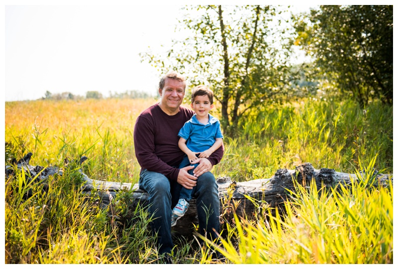 Calgary Autumn Family Photos