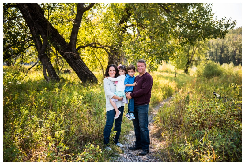 Calgary Fall Family Photos