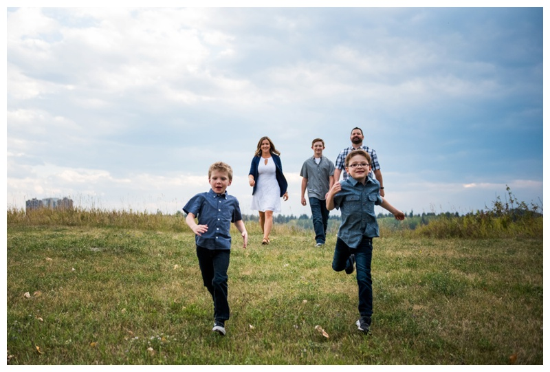 Calgary Family Photos