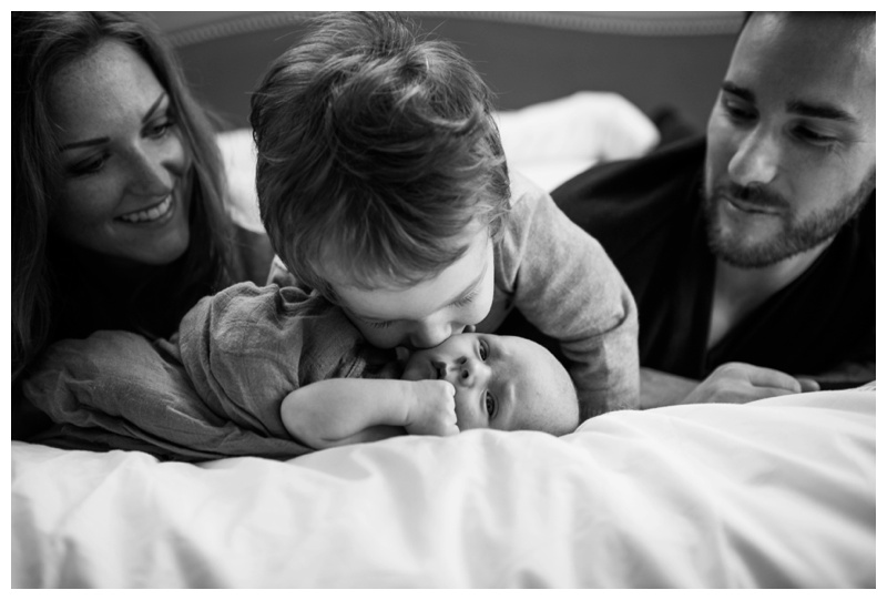 Calgary Lifestyle Newborn Photographers