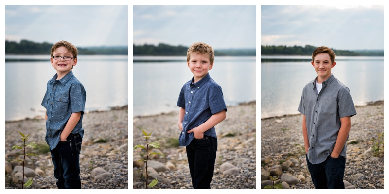 Calgary Summer Family Photography
