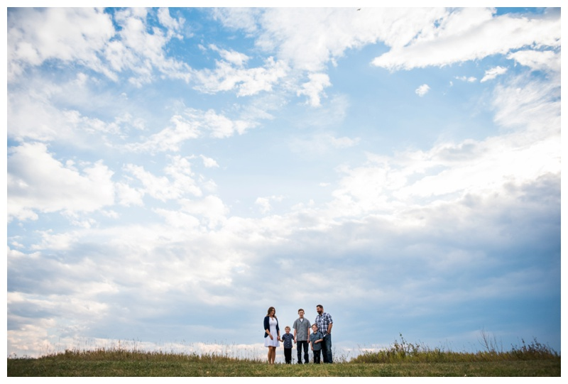 Family Photographer Calgary Alberta