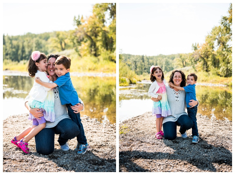 Fish Creek park Family Photography - Calgary
