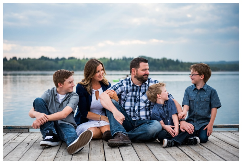 Glenmore Reservoir Family Photography