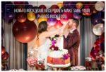 How to Rock Your Reception & Make Sure Your Photos Rock Too!! | Calgary Wedding Photographer