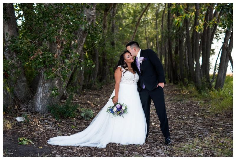 Olds Wedding Photography - Willow Lane Barn Wedding