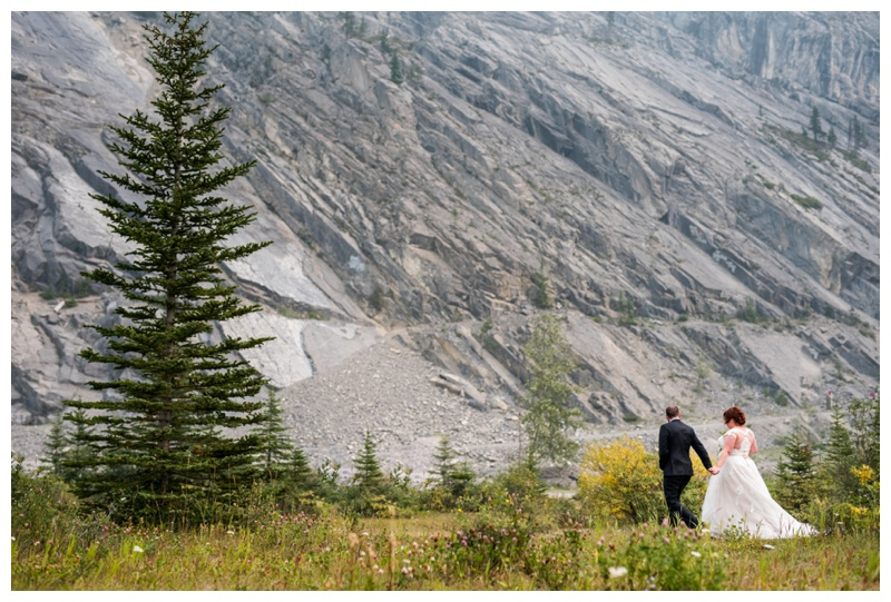 Rocky Mountain Wedding Photographer - Canmore Alberta