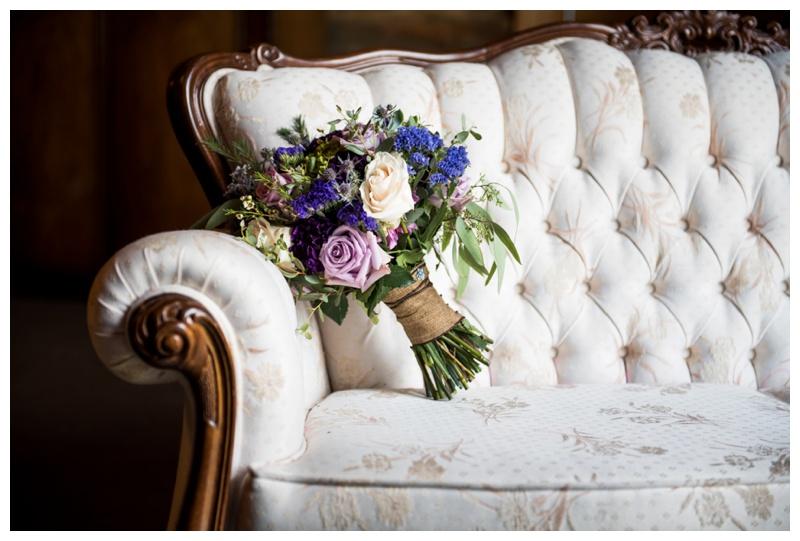 Wedding Bouquet - Willow Lane Barn