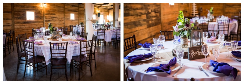 Wedding Reception Photos - Willow Lane Barn