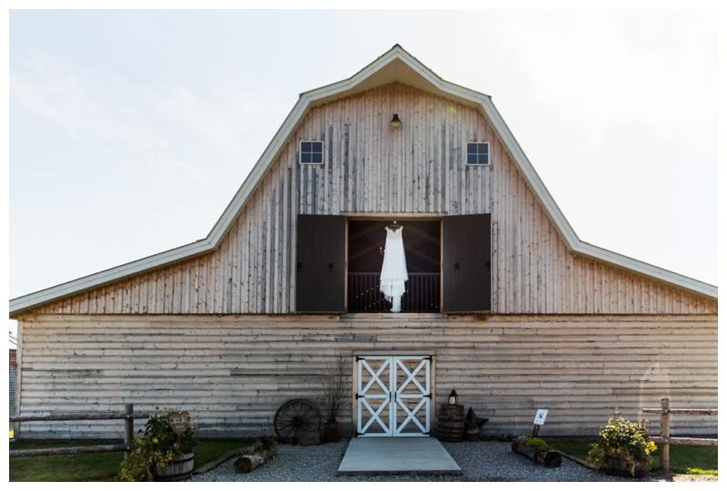Willow Lane Barn Wedding Olds