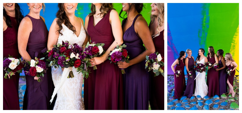 Bridesmaid Photography Calgary Alberta