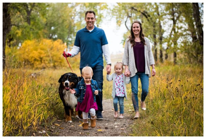 Calgary Fall Family Photography