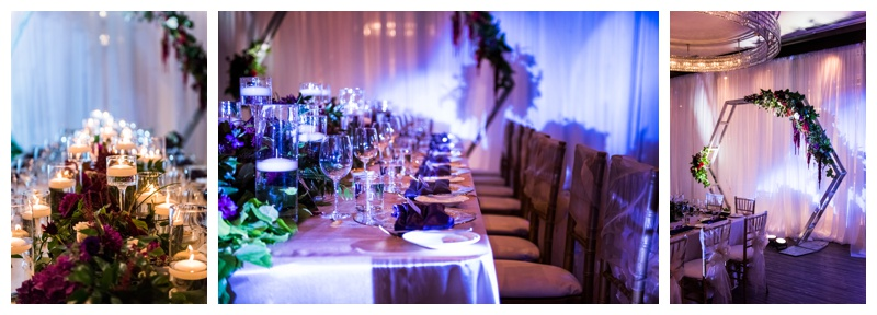 Calgary Wedding Reception Photography - The Hudson Downtown Calgary
