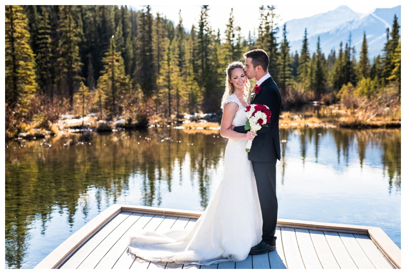 Intimate Wedding Photographer Canmore