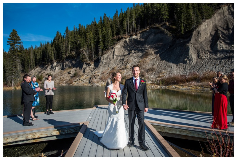 Intimate Wedding Photography Canmore