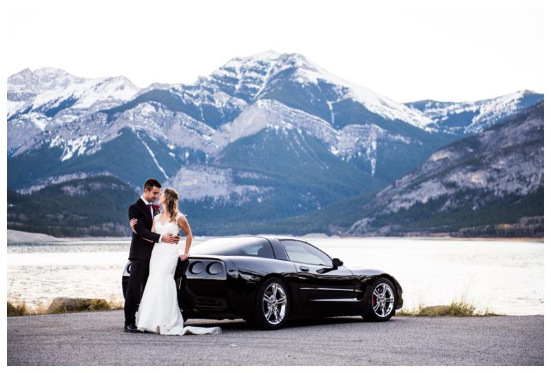 Mount Loretta Ponds Intimate Wedding