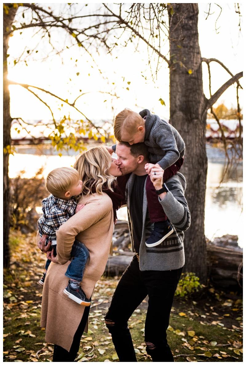 Princes Island Park Family Photos