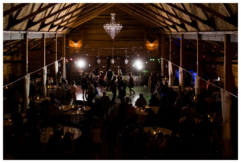 Barn Wedding Reception - Olds Alberta Willow Lane Barn