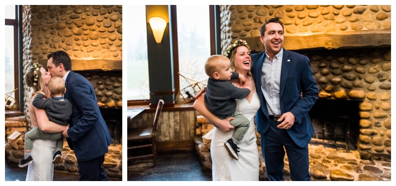 Calgary Wedding Photographer - River Cafe