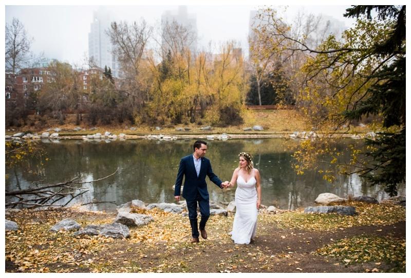 Eau Clare Calgary Wedding
