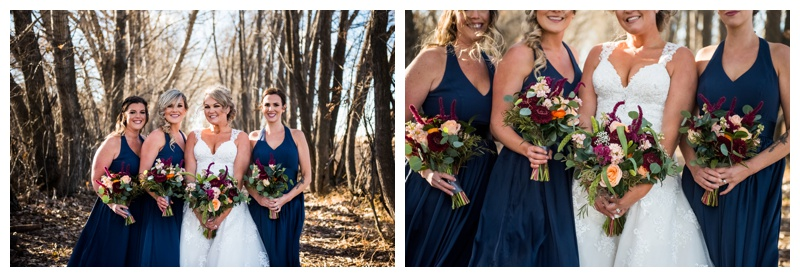 Fall Barn Wedding - Willow Lane Barn