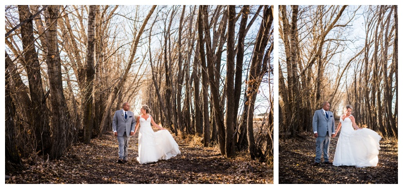 Farm Wedding Photography - Willow Lane Barn Olds Alberta