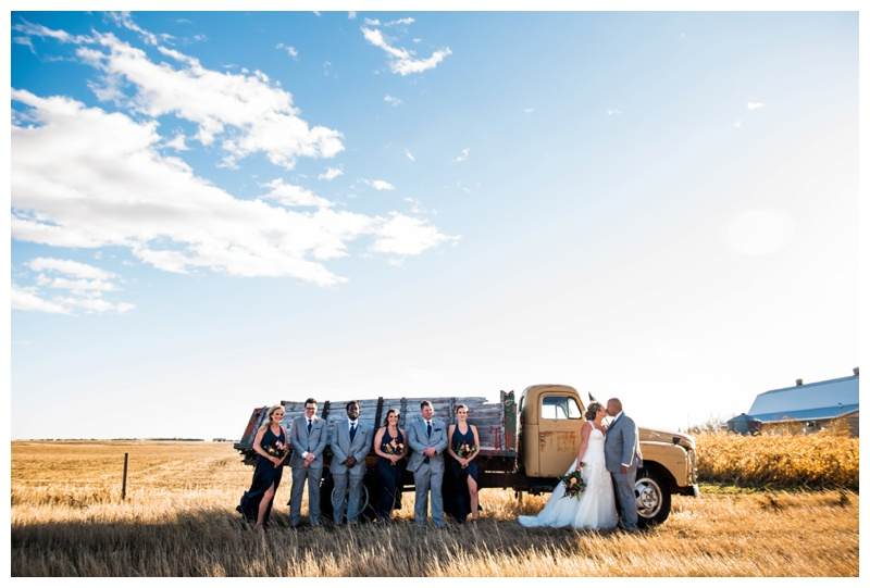 Farm Wedding Photography - Willow Lane Barn