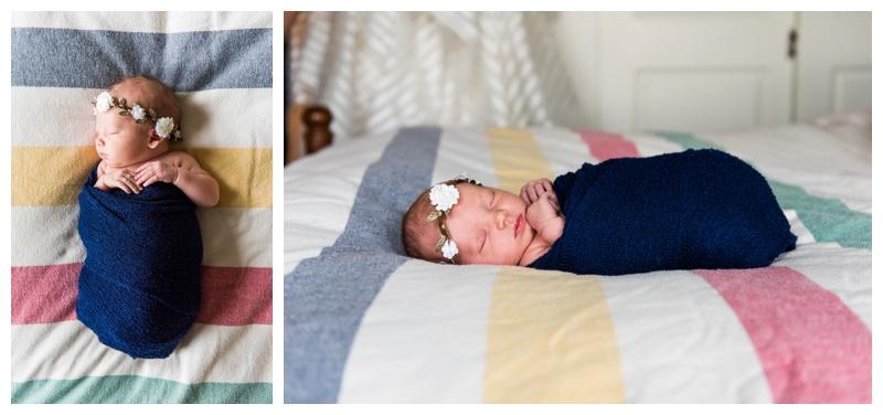 In Home Newborn Photography - Newborn Photos Calgary