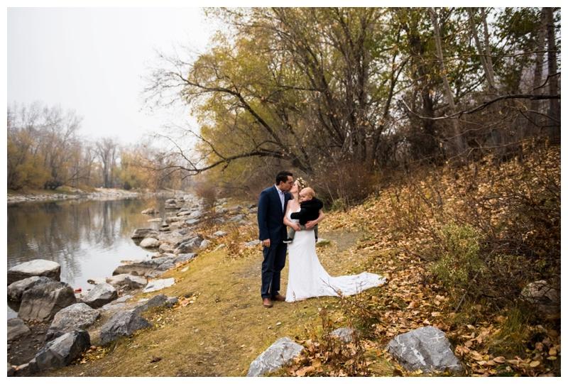 River Cafe Calgary - Wedding Ceremony Calgary